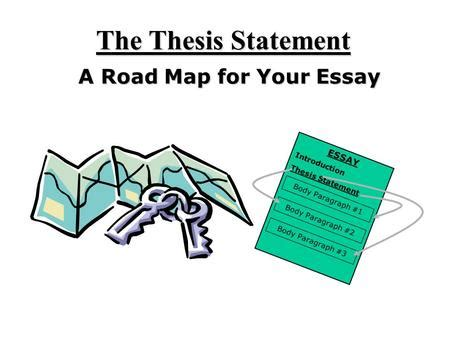Thesis Examples and Definition - Literary Devices